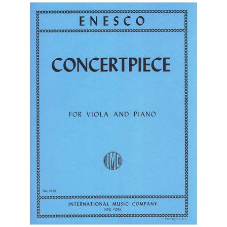 Enesco, G.: Konzertstück