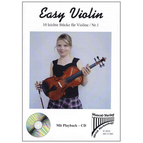 Easy Violin Vol.1 (+CD)