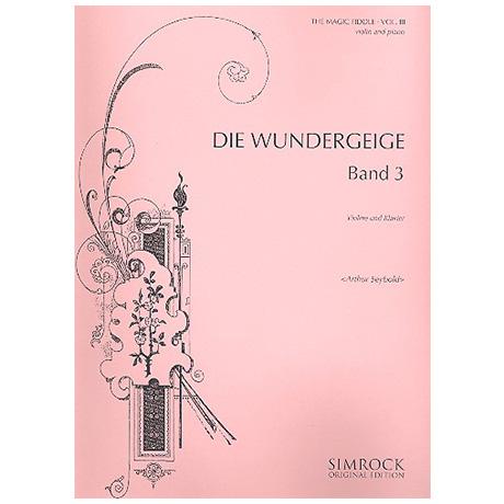 Seybold, A.: Die Wundergeige Band 3