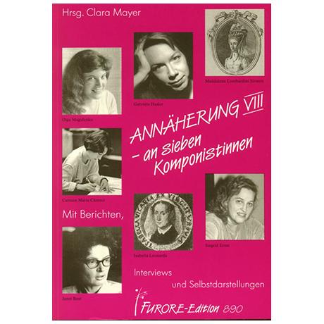 Annäherung VIII – an 7 Komponistinnen