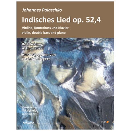 Palaschko, J.: Indisches Lied Op. 52/4