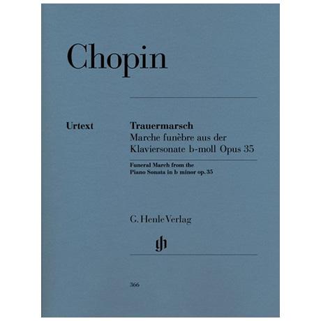 Chopin, F.: Trauermarsch (Marche funèbre)