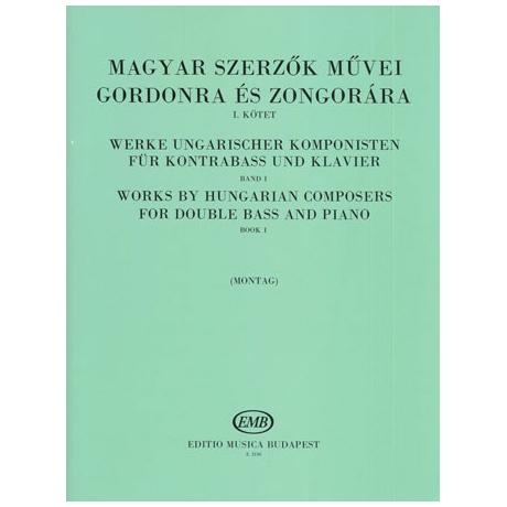 Werke ungarischer Komponisten Band 1