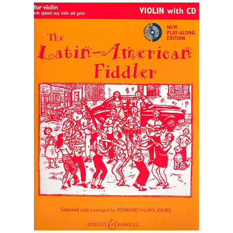 The Latin-American Fiddler - Violin Edition (+CD)