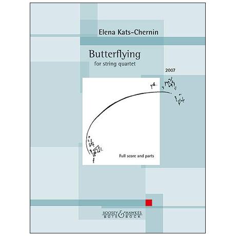 Kats-Chernin, E.: Butterflying