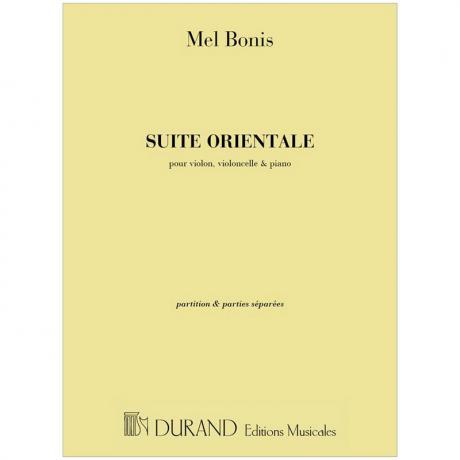 Bonis, M.: Suite Orientale Op. 48/1