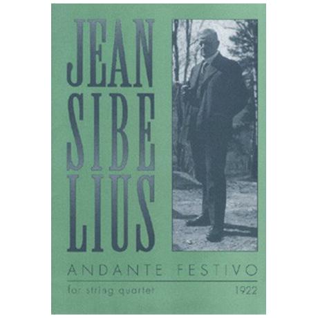 Sibelius, J.: Andante Festivo (1922)