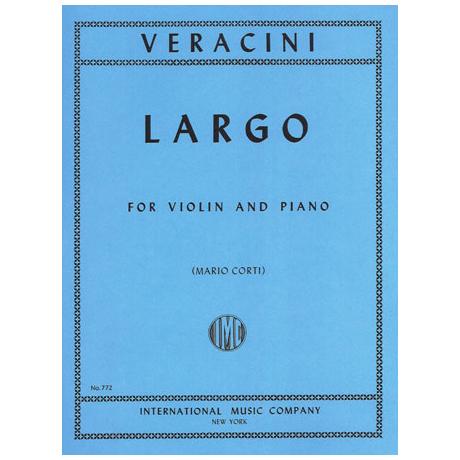 Veracini, F. M.: Largo
