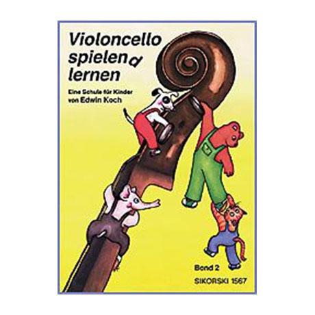Koch: Violoncello spielen(d) lernen Band 2
