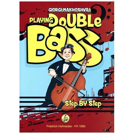 Makhoshvili, G.: Playing Double Bass