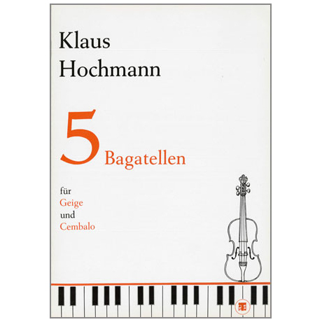 Hochmann, K.: 5 Bagatellen