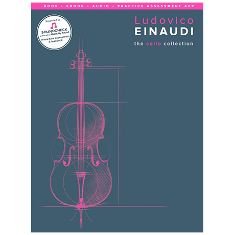 Einaudi, L.: The Cello Collection (+OnlineAudio/E-Book/App)