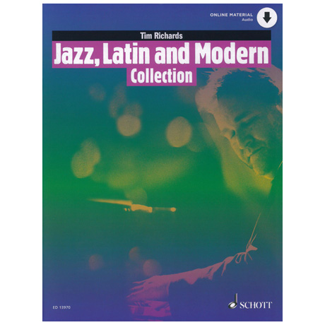 Richards, T.: Jazz, Latin and Modern Collection (+Online Audio)