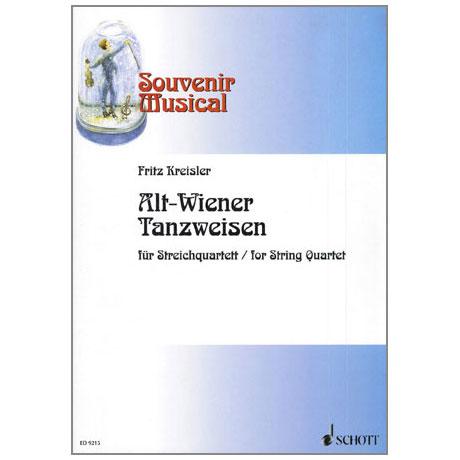 Kreisler, Fr.: Alt-Wiener Tanzweisen - Caprice viennoise