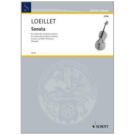 Loeillet, J. B.: Sonata g-Moll