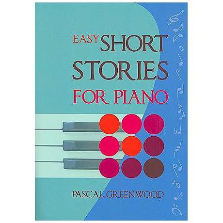 Greenwood, P.: Easy Short Stories Vol. 1
