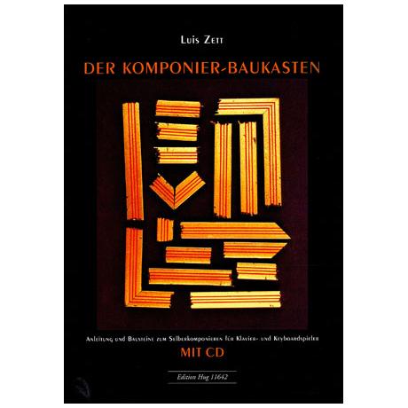 Zett: Komponier-Baukasten (+CD)