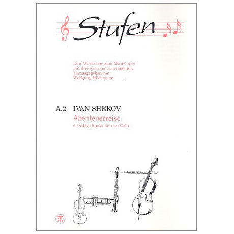 Shekov, I.: Abenteuerreise