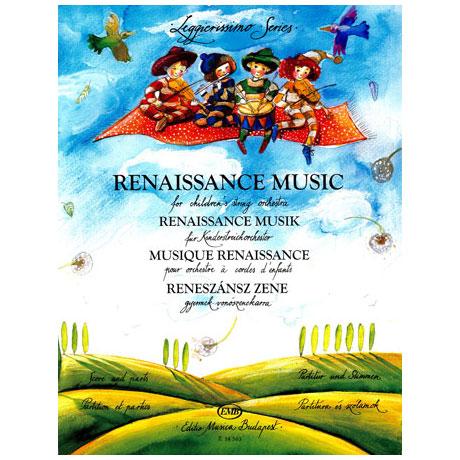 Leggierissimo - Renaissance Musik