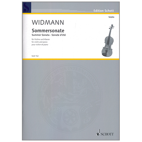 Widmann, J.: Sommersonate