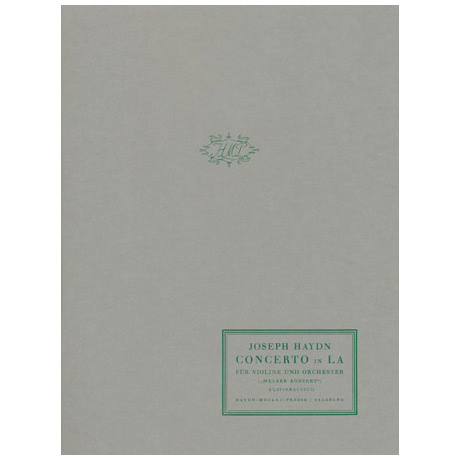 Haydn, J.: Concerto »Melker Konzert« Hob. Vlla:3 A-Dur