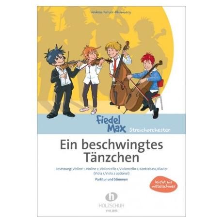 Holzer-Rhomberg, A.: Ein beschwingtes Tänzchen
