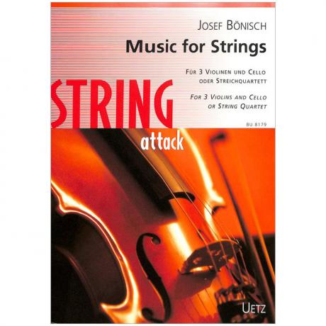 Bönisch, J.: Music for Strings