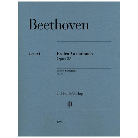 Beethoven, L. v.: Eroica-Variationen Op. 35