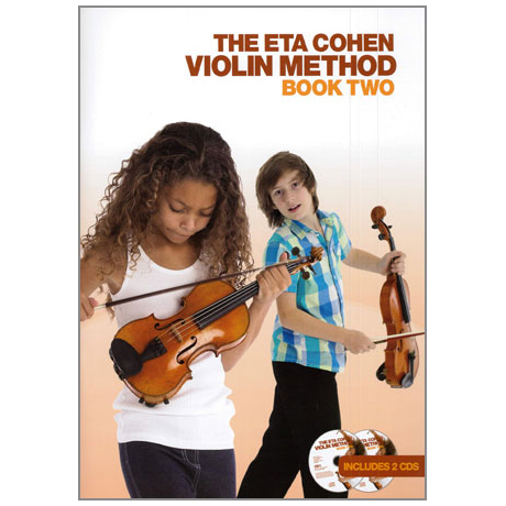 The Eta Cohen Violin Method Book 2 (+2CDs)