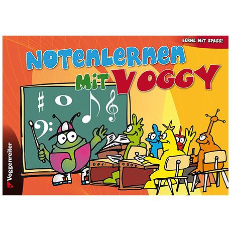 Notenlernen mit Voggy