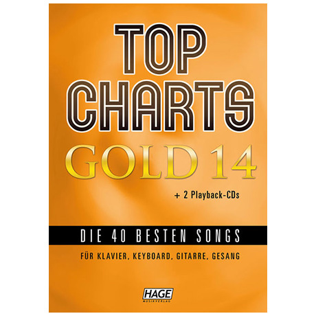 Top Charts Gold 14 (+2 CDs)