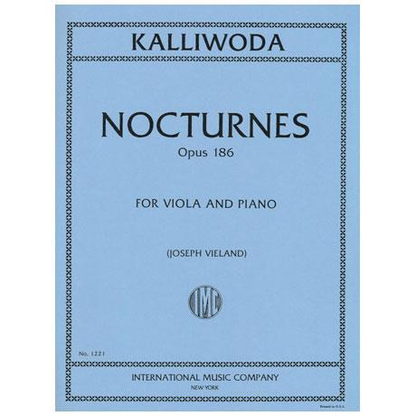 Kalliwoda, J.: Sechs Nocturnes op. 186
