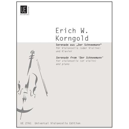 Korngold, E. W.: Serenade aus der Pantomime »Der Schneemann«