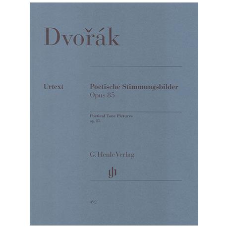 Dvořák, A.: Poetische Stimmungsbilder