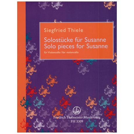 Thiele, S.: Solostücke für Susanne
