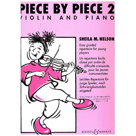 Nelson, S.M.: Piece by Piece 2