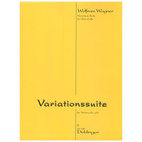 Wagner, W.: Variationssuite