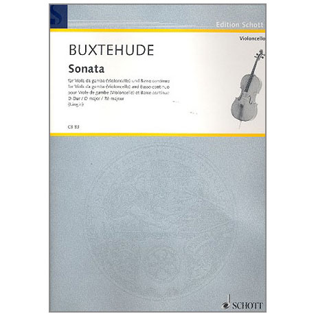 Buxtehude, D.: Sonate D-Dur
