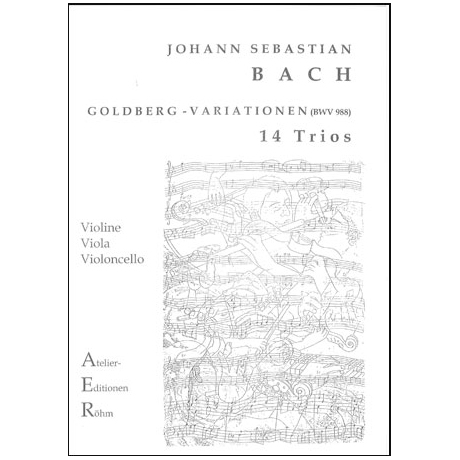 Bach, J.S.: Aria und 14 Variationen (Goldberg-Variationen)