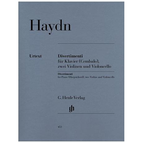Haydn, J.: Divertimenti