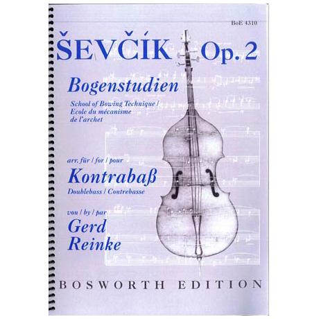 Sevcik, O.: Schule der Bogentechnik op. 2