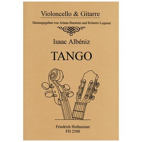 Albeniz, I.: Tango aus »Espana« Op. 165