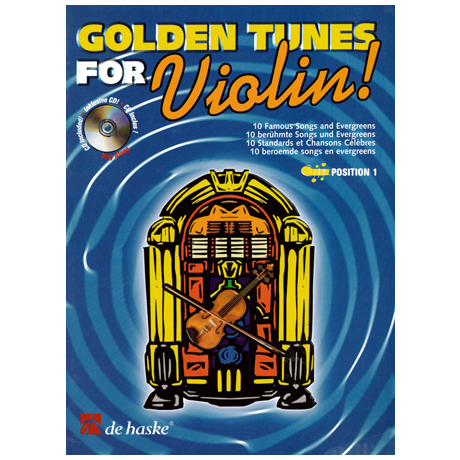 Golden Tunes (+CD)