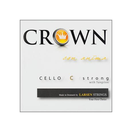 CROWN Strings by LARSEN Cellosaite C