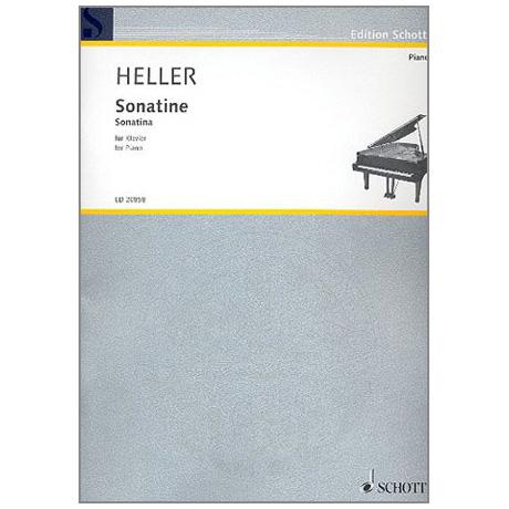 Heller, B.: Sonatine