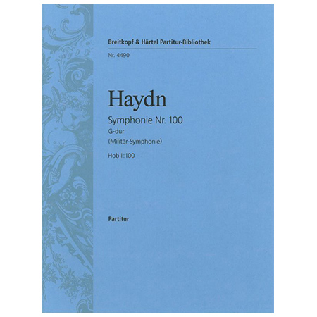 Haydn, J.: Symphonie Nr. 100 G-Dur Hob I:100