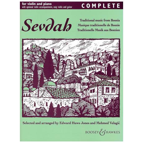 Sevdah - Traditionelle Musik aus Bosnien
