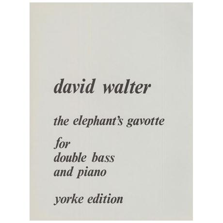 Walter, D.: The Elefant's Gavotte