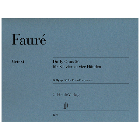 Fauré, G.: Dolly Op. 56