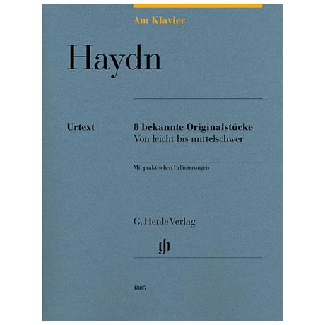 Haydn, J.: 8 bekannte Originalstücke – von leicht bis mittelschwer